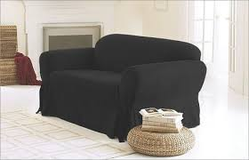 black suede couch black furniture covers