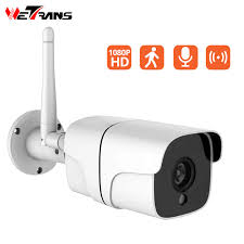 <b>Wetrans</b> camera <b>wifi outdoor</b> hd <b>cctv camera</b> 1080p Bullet ...
