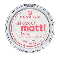 <b>Пудра</b> компактная для лица `<b>ESSENCE</b>` ALL ABOUT MATT ...