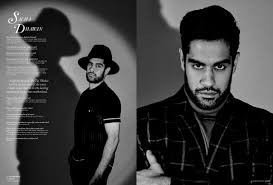 sacha dhawan drama magazine how did you your shoot for drama be describe how you felt