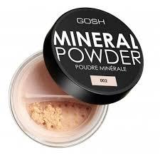 Gosh <b>Mineral powder Пудра для лица</b> минеральная рассыпчатая