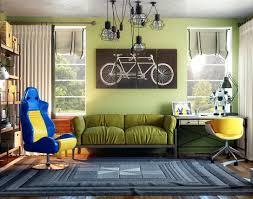 bedroom couch design desk basement bedroom design bright basement work space decorating