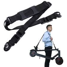 <b>Gocomma Shoulder</b> Harness <b>Strap</b> for Xiaomi M365 Black Scooters ...