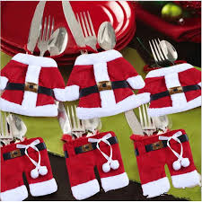 household dining table set christmas snowman knife: product name christmas clothes knives and forks bag product weight  g pcs g sets product sizejacket xcm pants cmxcm