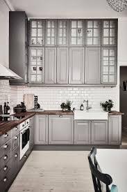 ikea kitchen remodel love white