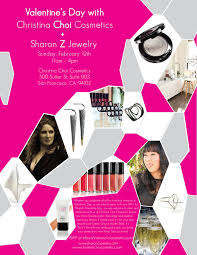 events in the san francisco bay area for sharon z jewelry sharon valentine s day at christina choi cosmetics sharon z jewelry