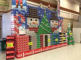 being a merchandiser for coca cola you can make some awesome being a merchandiser for coca cola you can make some awesome displays this took me and my sman 5 hours to make