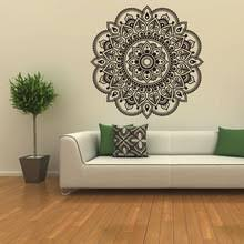 Buy <b>mandala flower wall</b> decal and get free shipping on AliExpress ...