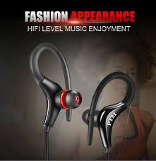 <b>Hot Sale PTM</b> S1 Earphone Super Bass Earbuds Noise Canceling ...