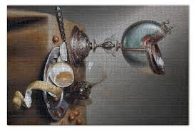 Пазл 73.5×48.8 см (1000 элементов) <b>Натюрморт</b> с наутилусом ...