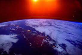 Image result for scott kelly sunrise