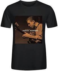 <b>Kenny Burrell Introducing</b> Kenny Burrell Men's T-Shirt Black ...