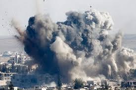 Kết quả hình ảnh cho Behind the bomb smoke