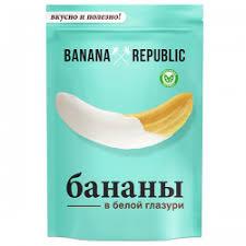 Отзывы о Бананы в глазури <b>Banana Republic</b>