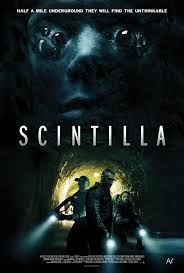 THE HYBRID SCINTILLA poster