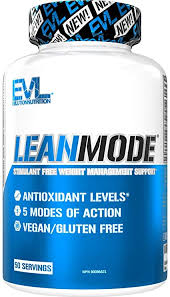 Evlution Nutrition <b>Lean Mode</b> - Complete <b>Stimulant</b>-<b>Free</b> Weight ...