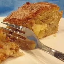 Cinnamon-Apple Cake AKA Hanukkah Cake Recipe - Allrecipes.com