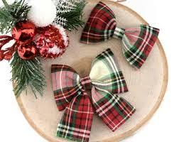 <b>Christmas dog bows</b> | Etsy