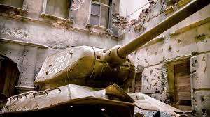 Т-34: Лучший <b>танк</b> Второй мировой на фронтах современности