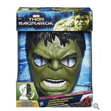 Hasbro <b>Маска Халка Marvel Avengers</b> - «Очень выгодно купила ...
