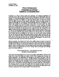 what is dickens social commentary of victorian england in a  page  zoom in