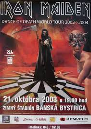 <b>Dance</b> of Death World Tour - Wikipedia