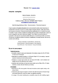 cover letter s executive resume samples s executive resume cover letter s resume doc cv for executive doc s executive resume samples extra medium size