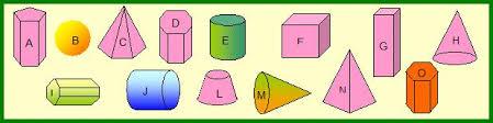 Resultado de imagen de sólidos geométricos