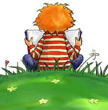 Image result for summer reading clip art