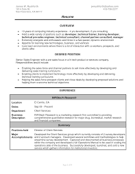 pre s it resume sample cover letter for pre s consultant consultant resume happytom co other curriculum vitae sample business