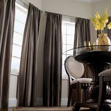 Dining Room Curtain Living Room Curtain Ideas Living Room Curtains For Big Windows