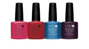 <b>CND Shellac Summer Splash</b> Collection (Choose Color) | Cnd ...
