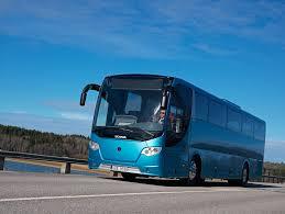 Туристический автобус Scania