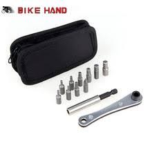 Набор инструментов <b>BIKEHAND для</b> обслуживания велосипедов ...