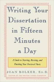 Amazon com  Writing Your Dissertation in Fifteen Minutes a Day  A     Amazon com Amazon com  Writing Your Dissertation in Fifteen Minutes a Day  A Guide to Starting  Revising  and Finishing Your Doctoral Thesis                  Joan