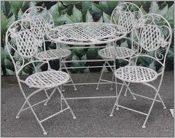 antique wrought iron outdoor furniture antique rod iron patio