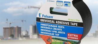 Универсальные <b>клейкие ленты Folsen</b> - <b>Folsen</b> RU