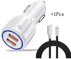 <b>Olaf</b> Car USB Charger <b>Quick Charge</b> 3.0 2.0 Mobile Phone Charger ...