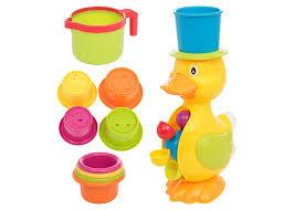 набор <b>игрушек</b> для купания Уточка-водяное колесо <b>Развитика</b> ...