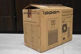 <b>Ippon Innova G2</b> 1000 — <b>ИБП</b> с двойным преобразованием ...