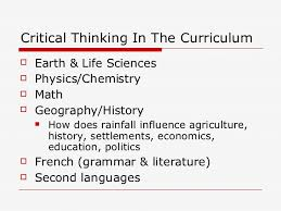 Critical Thinking Skills in Education  amp  Life   American Scientific Affiliation