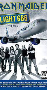 <b>Iron Maiden</b>: <b>Flight</b> 666 (2009) - IMDb