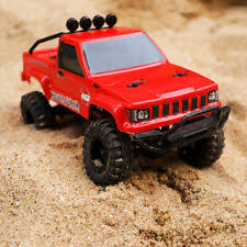 Red <b>1:24</b> Hobby <b>RC Car</b>, Truck & Motorcycle Monster Trucks for sale ...