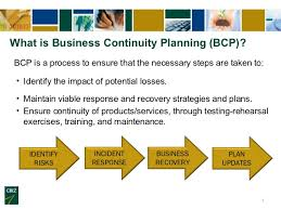 Steps to Create a Business Disaster Plan   CRI Carr Riggs Ingram     MPM Computer Consultancy Business continuity planning life cycle
