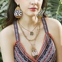 Leopard Earrings Canada | Best Selling Leopard Earrings from Top ...