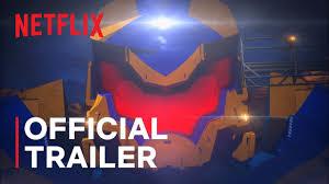 Pacific <b>Rim</b>: The Black   Official Trailer #1   Netflix - YouTube