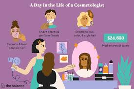<b>Cosmetologist Job</b> Description: Salary, Skills, & More