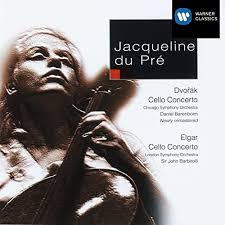 Dvorák, <b>Elgar</b>: <b>Cello</b> Concertos by Jacqueline Du Pré/Chicago ...