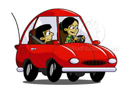 Image result for driving animated pics