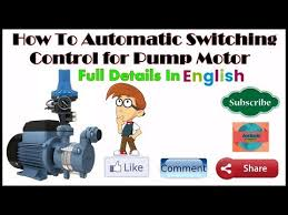 How To <b>Water Pumps Pressure Controller</b> Installations In English ...